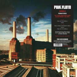 Pink Floyd - Animals (Black...