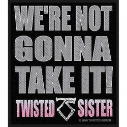 TWISTED SISTER - WE`RE NOT...