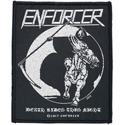 ENFORCER - DEATH RIDES  (...