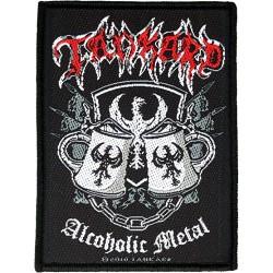TANKARD - ALCOHOLIC METAL...