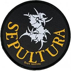 Sepultura -  logo ( Patch...