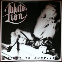 White Lion - Fight To...