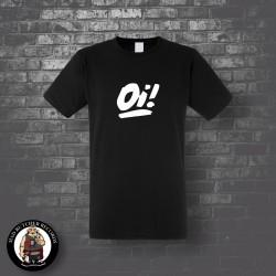 OI! Big Logo ( T - Shirt )