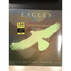 The Eagles – Live At The Summit, Houston, 1976 (180g Black Vinyl)