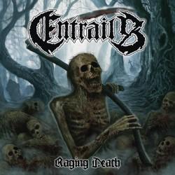 Entrails - Raging Death (CD)