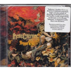 Hate Eternal - Infernus (CD)