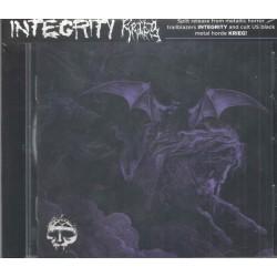 Integrity / Krieg - Split (CD)