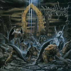 Immolation - Here In After...