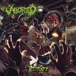 Aborted - Retro Gore, CD