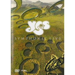 Yes - Symphonic Live (DVD)