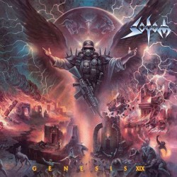 Sodom - Genesis XIX (CD)