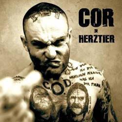 COR - Herztier (CD)