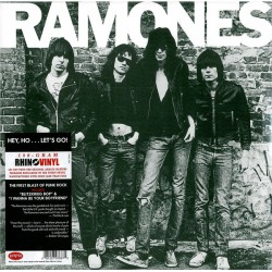 The Ramones - The Ramones...