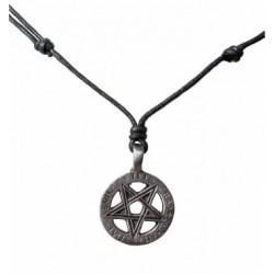 "Halskette ""Pentagramm..."