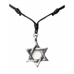 Halskette mit Hexagramm...