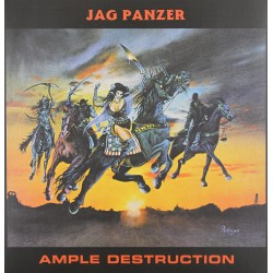 Jag Panzer - Ample...