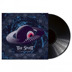 The Spirit – Cosmic Terror  (Black Vinyl)