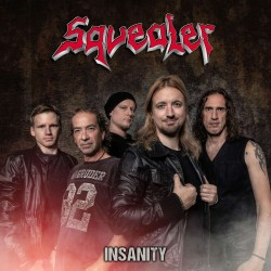 Squealer - Insanity,  CD