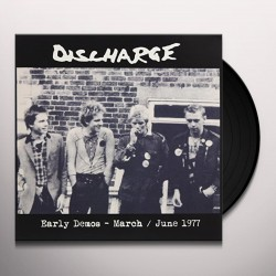 Discharge - Early Demos...