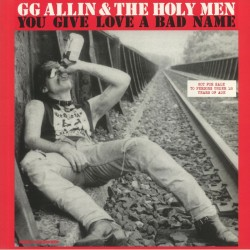 GG Allin - You Give Love A...