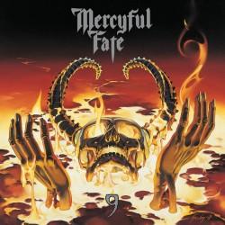 Mercyful Fate - 9, Black Vinyl