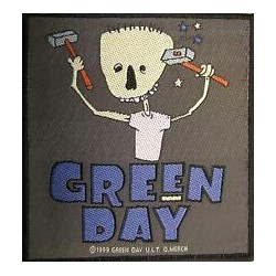 GREEN DAY -  ULT ( PATCH...