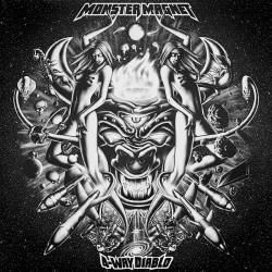 MONSTERMAGNET - 4-WAY...