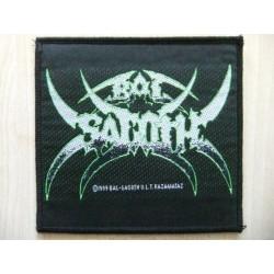 BAL SAGOTH - Logo Patch (...