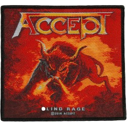 ACCEPT - Blind Rage ( Patch...