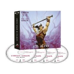 Cirith Ungol - I`M ALIVE ( 2CD & 2 DVD`s )