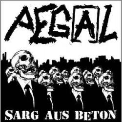 AEGAL - SARG AUS BETON (...