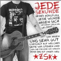 ZSK - Jede Sekunde (7inch...