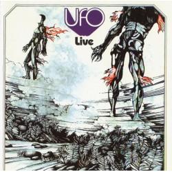 UFO - LIVE (CD)