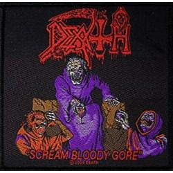 Death - Scream Bloody Gore...