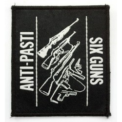 ANTI-PASTI - SIX GUNS (...