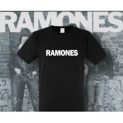 Ramones - Logo (T-Shirt...