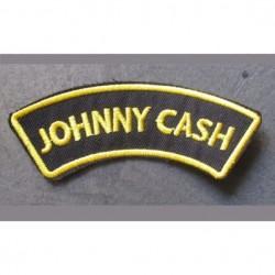 JOHNNY CASH - Logo ( Patch...