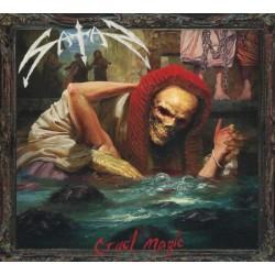 SATAN - CRUEL MAGIC ( CD )